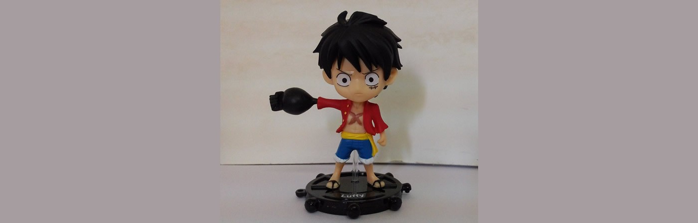 Gadgets - Luffy